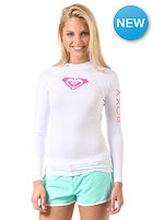 ROXY Womens Whole Hearted S/S bright white - solid
