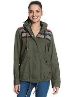 ROXY Womens Winter Cloud Jacket recruit olive