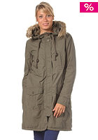 ROXY Womens Winter Crush Jacket army green