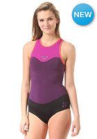 ROXY Womens XY Bikini Racer 1m purple/purple/orange - combo