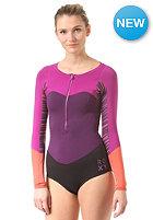 ROXY Womens XY Bikini Spring Suit 1m purple/purple/orange - combo