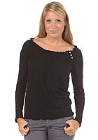 ROXY Womens Yeah Yeah Knit Shirt true black