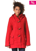 ROXY Womens Yesterday Jacket lipstick red