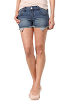R�TME Womens Adrianna Denim Short dark blue