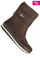 RUBBER DUCK Womens  Classic SnowJogger Nylon 2012 chocolate brown