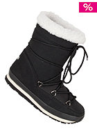 RUBBER DUCK Womens  Low Arctic Jogger Nubuk black