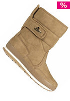 RUBBER DUCK Womens Snow Jogger Synth Nubuck sand
