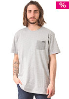 RUSTY Changes S/S T-Shirt grey marle