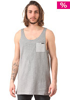 RUSTY Changes Tank Top grey marle
