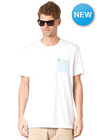 RUSTY Contrast S/S T-Shirt white
