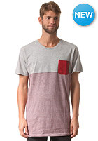RUSTY Evander S/S T-Shirt grey marle