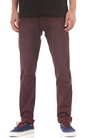 RUSTY Illusion Pant merlot