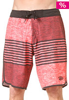 RUSTY Marlin Boardshort pompeian red