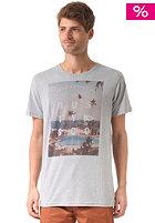 RUSTY Molokai S/S T-Shirt grey marle