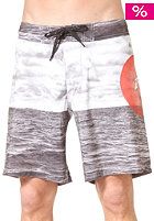 RUSTY Summit Boardshort greyscale