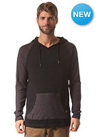 RUSTY Turnabout Hooded Sweat black