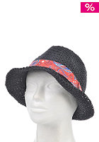 RUSTY Womens Beach Split Hat black