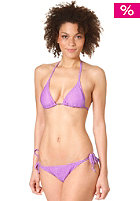 RUSTY Womens Bubble Bikini Set vivid purple