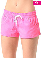 RUSTY Womens Corpette Boardshort knockout pink