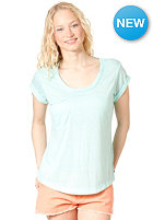 RUSTY Womens Dreamer S/S T-Shirt washed mint