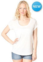 RUSTY Womens Dreamer S/S T-Shirt white