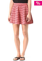 RUSTY Womens Fever Skirt jelly bean