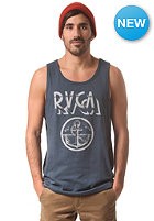 RVCA Anchor S/S T-Shirt midnight