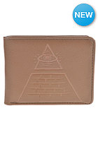 RVCA Base Bi-Fold Wallet brown