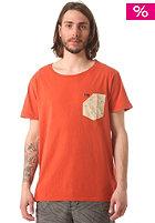 RVCA Baxter Shirt ketchup