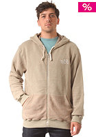 RVCA Blake Hooded Zip Sweat pelican