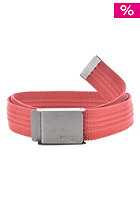 RVCA Bray Belt red
