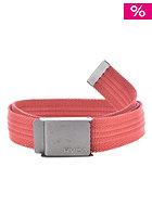 RVCA Bray Belt red