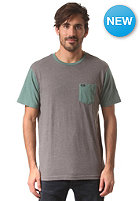 RVCA Change Up S/S T-Shirt grey noise