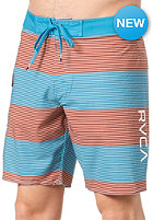 RVCA Civil Trunk 18 Zoll Boardshort stone/henna/oce