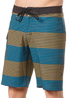 RVCA Civil Trunk 20 Zoll Boardshort black/ocean depth