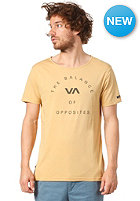 RVCA Cole S/S T-Shirt antelope