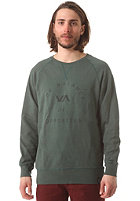 RVCA Crew Color II Sweat pine needle