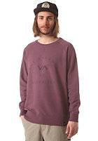 RVCA Crew Color II Sweat raisin