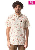 RVCA Cubano S/S Shirt vanilla