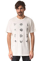 RVCA Desilusion S/S T-Shirt vintage white