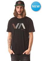RVCA Diagonals VA S/S T-Shirt black