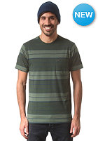 RVCA Diffide S/S T-Shirt jungle green