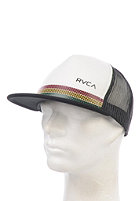 RVCA Draughts Trucker Cap blk/white