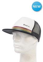 RVCA Draughts Trucker Cap blk/white