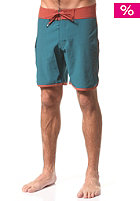 RVCA Eastern Trunk 18 Boardshort dirty teal/henn