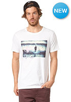 RVCA Eau De Vie S/S T-Shirt vintage white