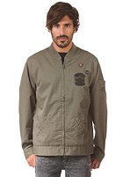 RVCA Fletcher Bomber Jacket dusty olive