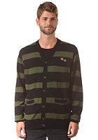 RVCA Fletcher Cardigan black