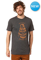 RVCA Gettin Barrelled S/S T-Shirt black