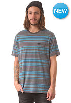 RVCA Hairy Stripe Crew Jersey shark